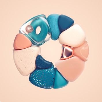 Material design example